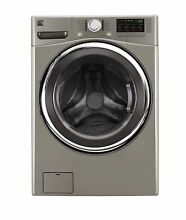Kenmore 41303 4 5 cu  ft  Front Load Washer in Silver  includes delivery and