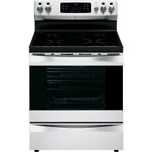 Kenmore Elite 95073 6 1 cu  ft  Self  Clean Freestanding Induction Range w Tr