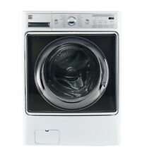 Kenmore Smart 41982 5 2 cu  ft  Front Load Washer with Accela Wash Technology