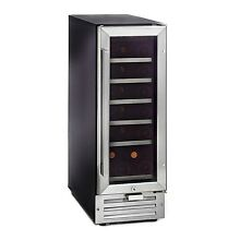 Whynter BWR 18SA 18 Bottle Built In Wine Refrigerator  Stainless Steel
