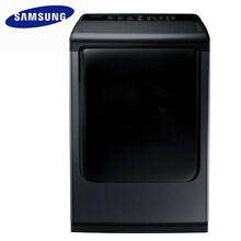 Big Sale  New SAMSUNG DV50K8600GV 7 4 cu  ft  GAS Front Load Dryer with Steam