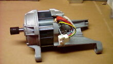 Frigidaire front load washer motor 205850  131770600