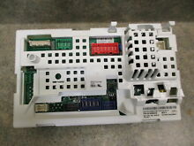 KENMORE WASHER CONTROL BOARD PART   W10393470