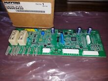 99003432   12002710  MAYTAG DISHWASHER CONTROL BOARD  NEW  PART