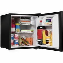 Small Mini Compact Refrigerator With Freezer Kitchen Apartment Bedroom Space New