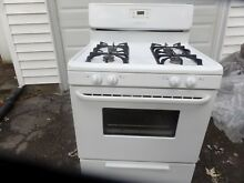 Frigidaire FGF328GS Free Standing Gas Range