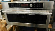 NEW OUT OF BOX GE MONOGRAM ADVANTIUM MICROWAVE CONVECTION SPEED OVEN