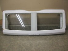 GE REFRIGERATOR CRISPER SHELF PART   WR72X10218 WR32X10606