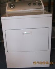 WHIRLPOOL ELECTRIC DRYER 220 VOLTS PREOWNED