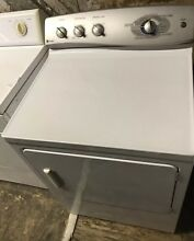 Ge Profile Electric Dryer Excellent Working Condition