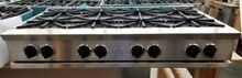 NEW OUT OF BOX BLUESTAR 48  RANGETOP 8 BURNERS STAINLESS STEEL