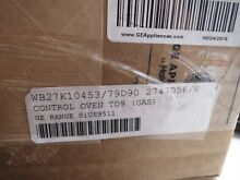 GE Oven Part   WB27K10453 Electronic Control Board NEW