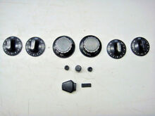 JENN AIR Range  Knob Set    NO Convect