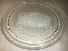 Universal 9 5  Microwave Glass Plate Replacement Part  Kenmore  LG  GE  Sharp