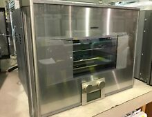 Gaggeanu 200 Series 24  1 6CF Steam Oven Right Hing Swing BS270611