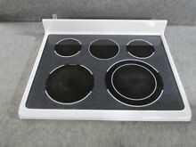 316531991 KENMORE FRIGIDAIRE RANGE OVEN MAINTOP COOKTOP ASSEMBLY WHITE