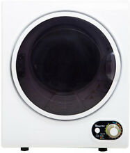 Magic Chef Compact 1 5 cu  ft  Electric Dryer in White