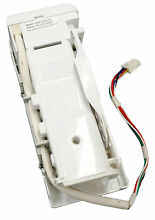 Refrigerator Icemaker Assembly for GE  AP4321616  PS1993871  WR30X10097