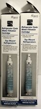 2 Pack Of Kenmore 9915 Genuine Kenmore Refrigerator Water Filter BRAND NEW