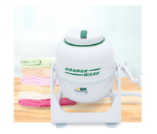 Laundry Machine Mini Non Electric WashingMachine Wonderwash PortableCompact Mini