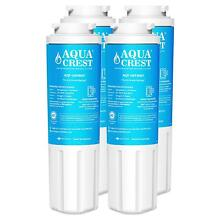 4Pack  Refrigerator water filter Replacement for Whirlpool WRX735SDBM00 UKF8001