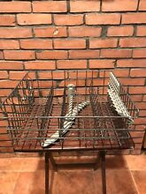 CLEAN BOSCH Upper Dishwasher Rack Out Of Model SHU9915UC UC11 With Sprayer