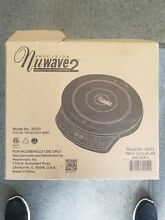 Nuwave 2 Precision Induction Portable Electric Cooktop