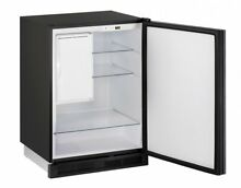 U Line 1000 Series Reversible 24 inch 4 2 cu  ft  Undercounter Refrigeration