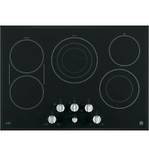 GE CP9530SJSS 30  Black Smoothtop Electric Cooktop NOB  32970 HRT