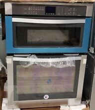 WHIRLPOOL GOLD 30  COMBINATION MICROWAVE WITH CONVECTION OVEN