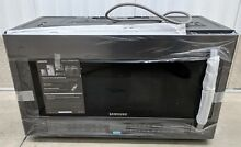 Samsung ME21H706MQG Over the Range OTR 2 1 Cu Ft Microwave Oven Black Stainless