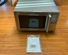 New Breville BMO734XL The Quick Touch Microwave Oven 1500 Watt