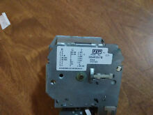 Washing machine timer switch  came from working unit  3948357B