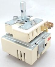 WB24T10162  Top Burner Infinite Switch replaces GE  Hotpoint