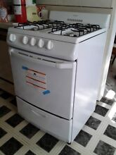 24   GE Hotpoint Gas Range Free Standing LOCAL PICK UP ONLY