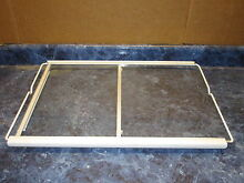 FRIGIDAIRE REFRIGERATOR DELI DRAWER COVER PART 240372410 240561502 240530701