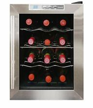 Vinotemp 12 Bottle Single Zone Freestanding Wine Refrigerator