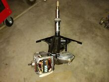 Whirlpool Washer Transmission Gearcase Assembly  3360629  with motor and clutch