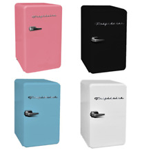 Frigidaire 3 2 Cu Ft Single Door Retro Mini Fridge  4 Colors    Free Shipping