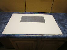 MAYTAG RANGE OUTER DOOR GLASS PART  74004845