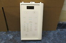 GE MICROWAVE TOUCHPAD MAIN CONTROL BOARD PART   WB07X10558 WB27X10655