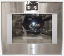 Gaggenau 400 Series BO481611 30  Single Electric Wall Oven