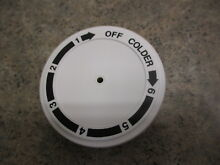GE FREEZER KNOB PART   WR2X10089