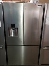 FRIGIDAIRE PROFESSIONAL STAINLESS STEEL FRENCH DOOR REFRIGERATOR WITH DISPENSER