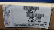 Whirlpool Refrigerator Door Gasket WP2319264T PS1485161 2319264T Genuine OEM