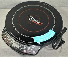 Nuwave Precision 2   Induction Cooktop   Black   NEW