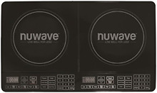 Nu Wave 30602 Double Precision Induction Cooktop Burner  Black