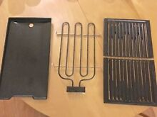 W10310263 7518P118 60 Jenn Air Whirlpool Grill Grate Drip Pan Jenn Air Kit