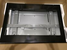 GE JX7227BLTS Black Stainless Steel 27  Microwave Oven Trim Kit