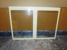 GE REFRIGERATOR GLASS SHELF PART  WR32X10163